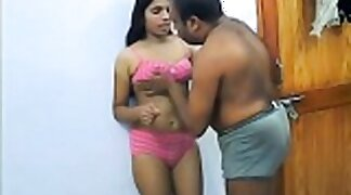 Indian couple Sebrina from dates25com